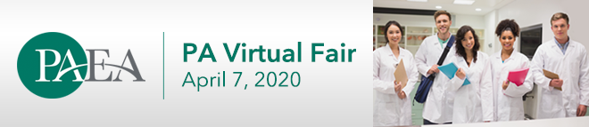 PAEA PA Virtual Fair april 7, 2020