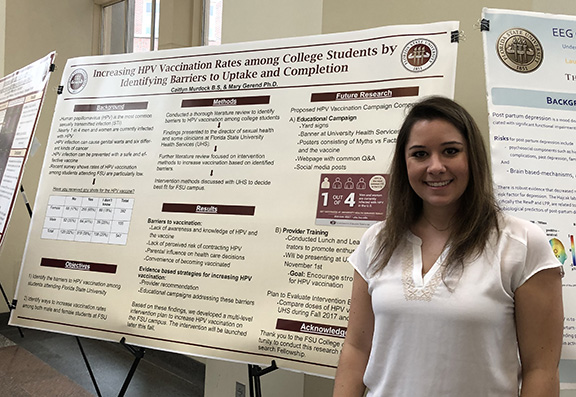 Caillyn Murdock Research Fair Poster