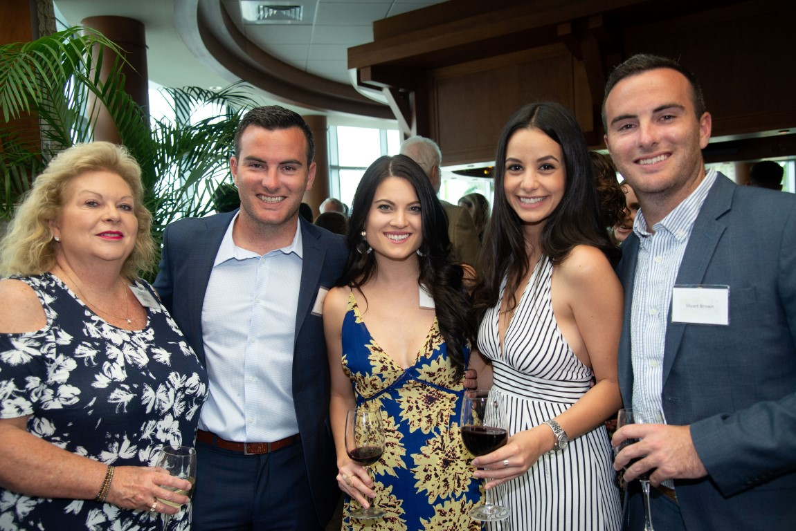 Class of 2019 Gradation Dinner at the Sarasota Yacht Club
