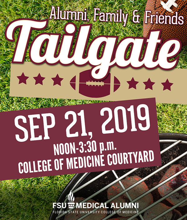 Tailgate flyer