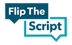 Flip the Script Logo