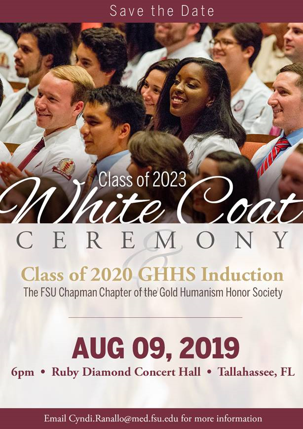 M.D. 2023 White Coat Ceremony