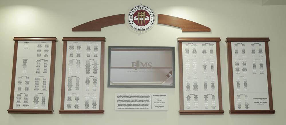 Florida State University Program In Medical Sciences Pims