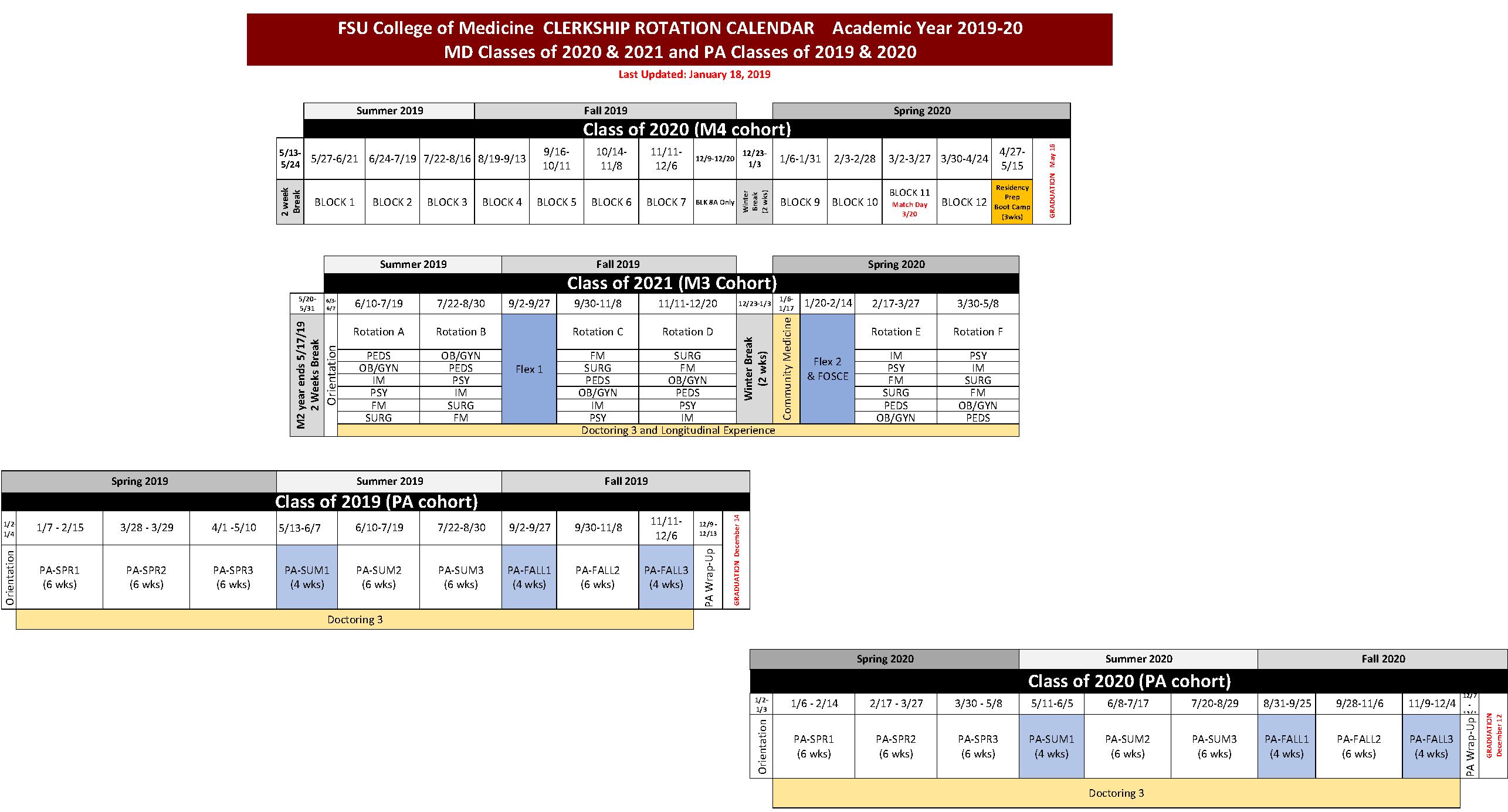 photo regarding Printable Academic Calendar identify Recent 12 months Educational Calendar Faculty of Prescription drugs