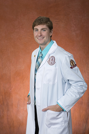 Cody Canavan white coat