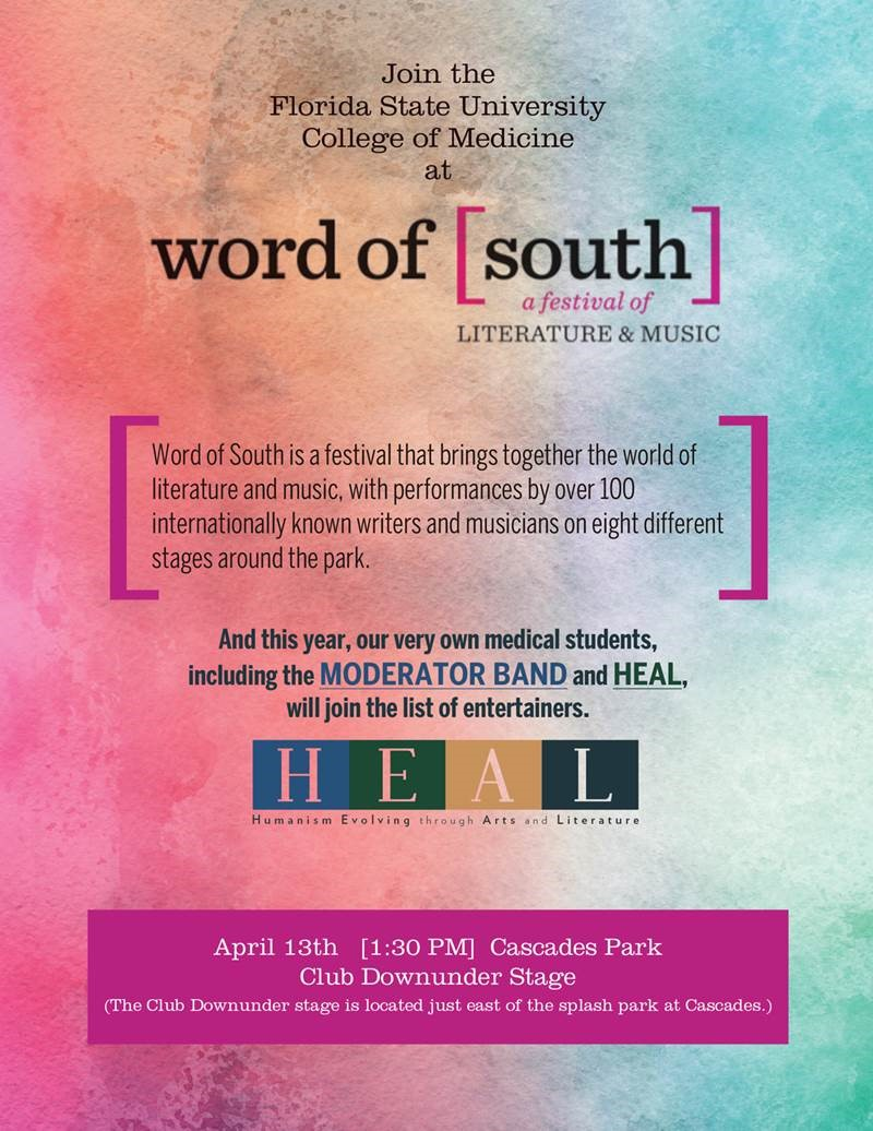 Word of South festival