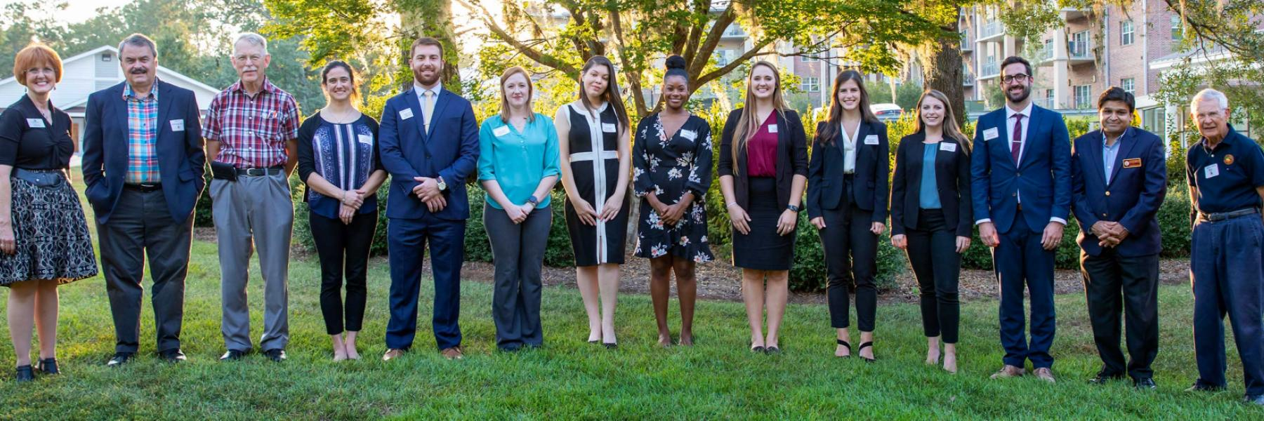 Capital Medical Society Foundation awards $50k in scholarships to FSU med students