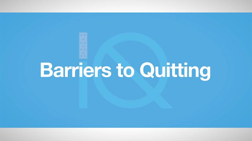 Part Eight - Barriers to Quitting