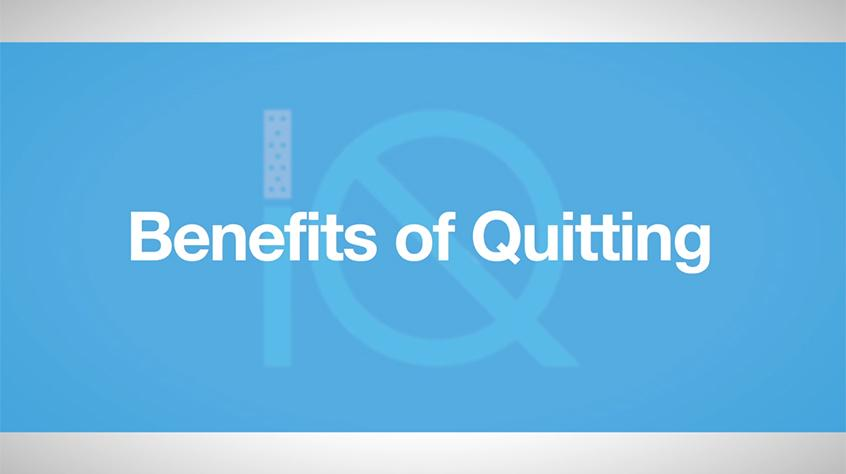 Part Nine - Benefits to Quitting