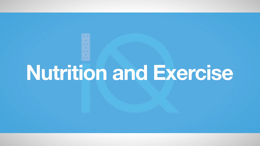 Part Twelve - Nutrition and Exercise