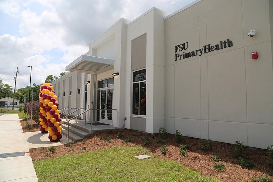 FSU PrimaryHealth™ Building