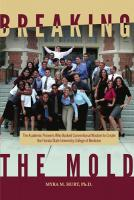 Breaking the Mold by Myra Hurt