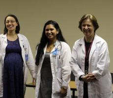 Guest Speakers from the Internal Medicine Residency Program at Tallahassee Memorial Hospital