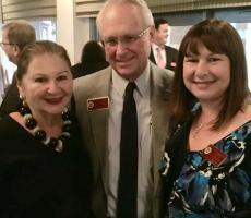 Renee Hamad, Dean Berg, and Dean Bentze