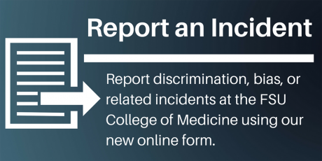 Report Discrimination, Bias, or Related Incidents