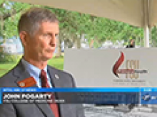 FSU holds primary care clinic groundbreaking (WTXL)