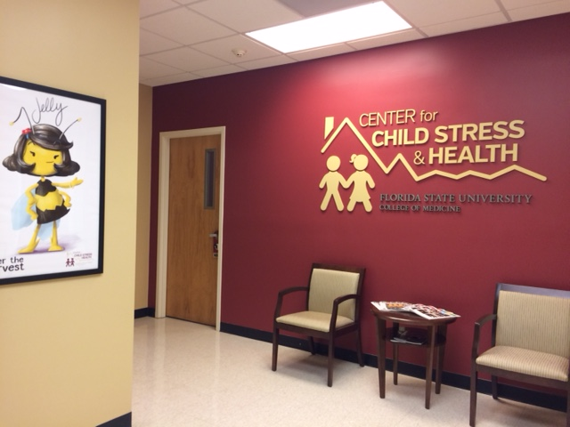 Photo of Center of Child Stress & Health Room